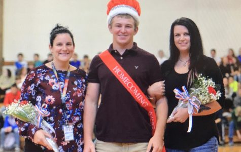 And The 2018 Homecoming King is…