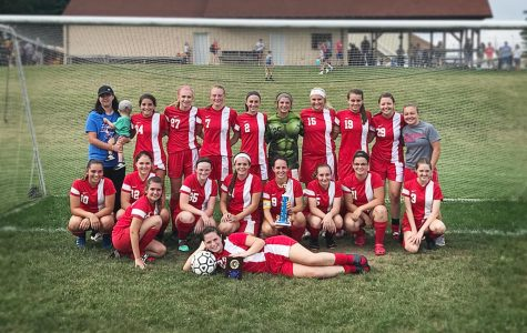 Lady Warriors Win Kickoff Tournament