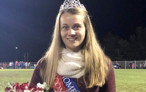 And The 2018 Homecoming Queen is…
