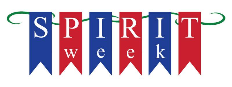 Spirit Week Has Arrived!