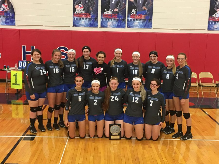 Lady Warriors Undefeated at Warrior Blast