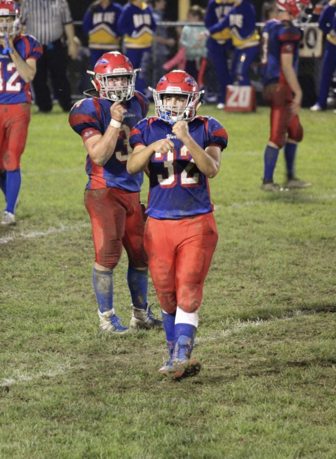Warriors fall to Bellwood, 49-0