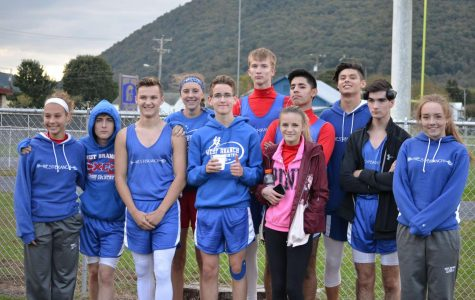 Warrior Cross Country records multiple PR's at ICC meet