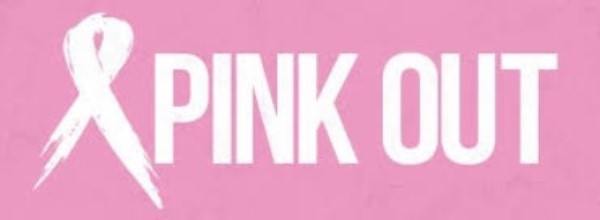 The Lady Warriors PINK OUT Game