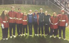 Farewell, Marching Band Seniors