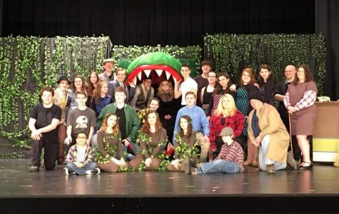 Drama Club Takes The Spotlight