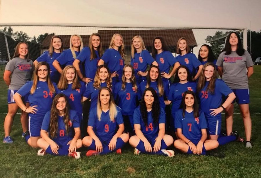 Lady Warriors Loose Heartbreaker in District Championship