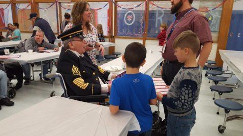 West Branch Hosts Veterans Breakfast