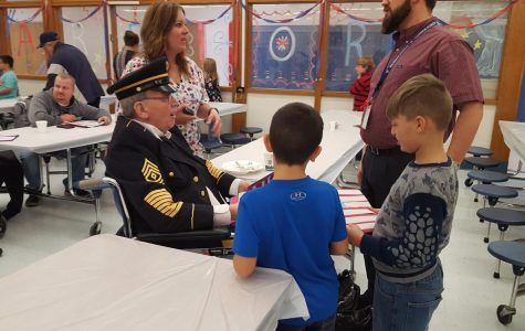 West Branch Hosts Veterans Breakfast