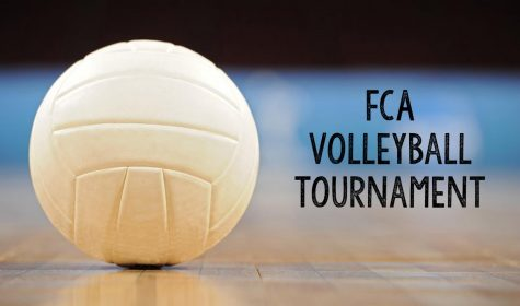 Sophomore Team Wins FCA Volleyball Tournament