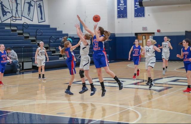 Jr.+High+Girls+Basketball