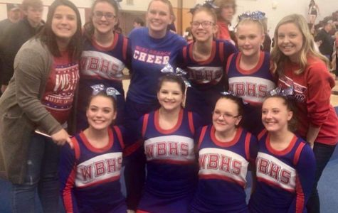 The Cheerleaders Are Hershey-Bound!