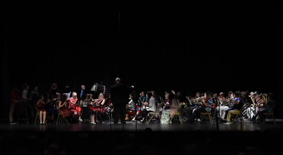 Elementary Christmas Concert at West Branch