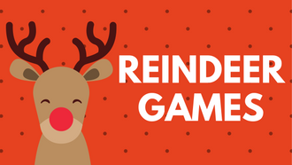 Reindeer Games Pictures!