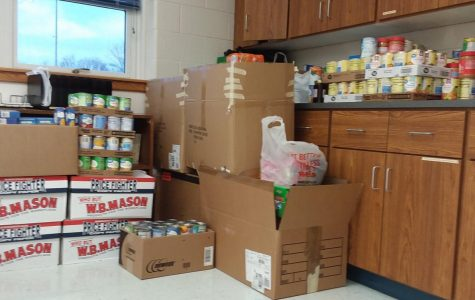 Food Bank Donations from Reindeer Games