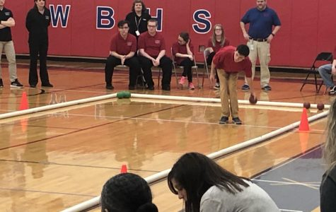 Warriors Sweep Clearfield in Bocce Ball Matchup