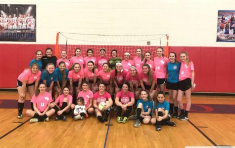 Lady Warriors Host Annual Girls Jack Frost Futsal Tournament