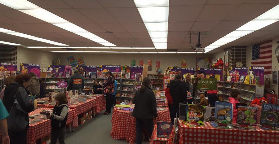 Record Breaking Book Fair!
