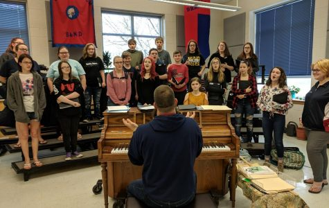 What's Going on with the Music Department?