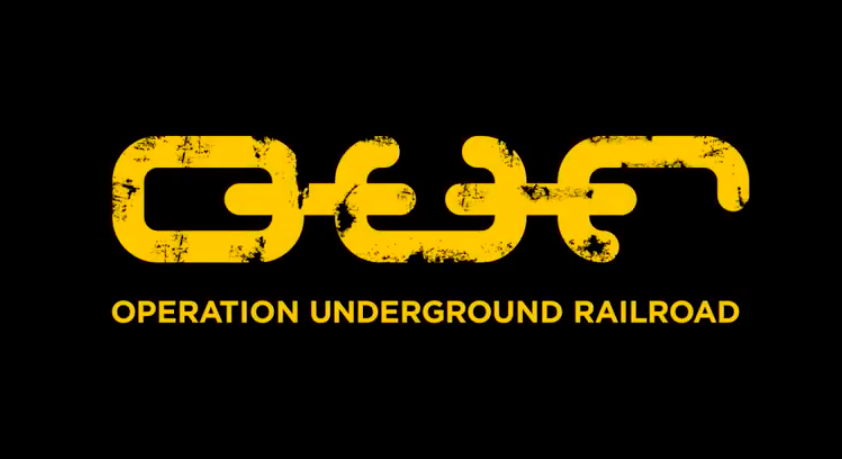 The Operation Underground Railroad logo.
