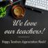 Teacher Appreciation Week at West Branch (Jr.-Sr. High)