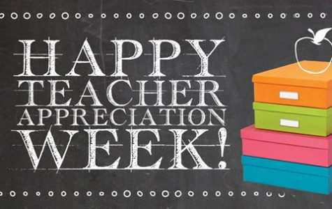 Teacher Appreciation Week at West Branch (Elementary)