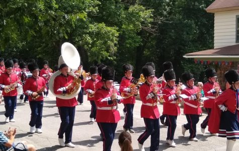 Osceola Mills' 4th of July Parade