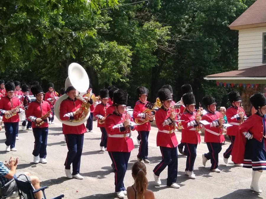 Osceola Mills' 4th of July Parade