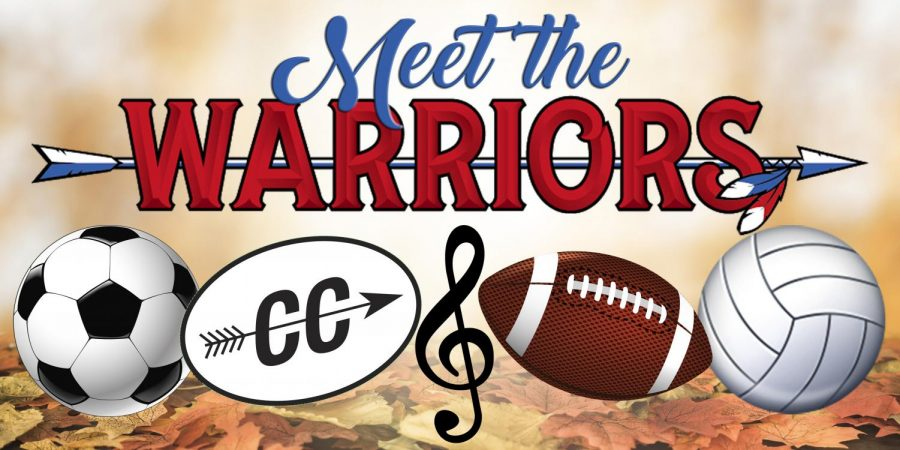 Meet the Warriors - Photo Gallery