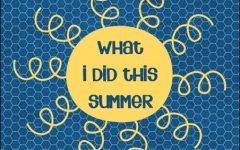 What was your favorite thing you did this summer?