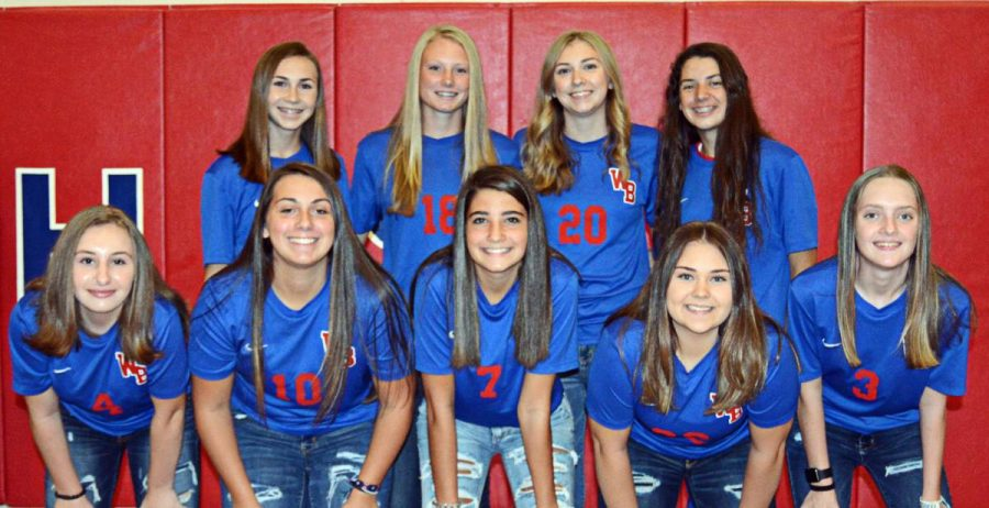The Lady Warriors are returning nine letterwinners from the 2018 season.