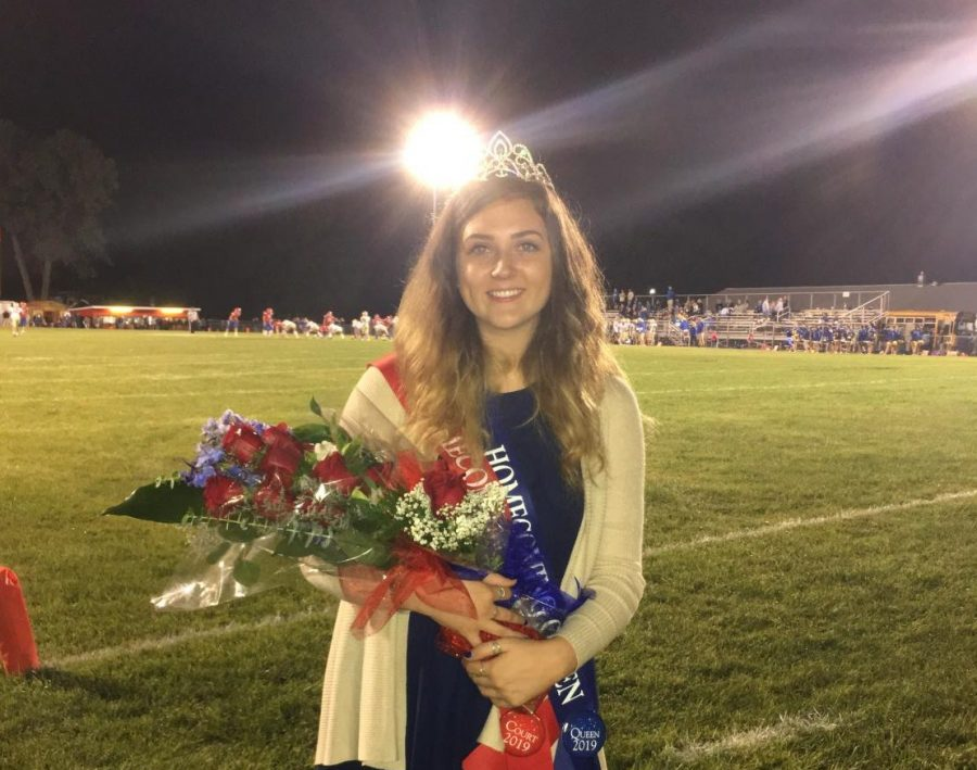 2019 Homecoming Queen Announced!