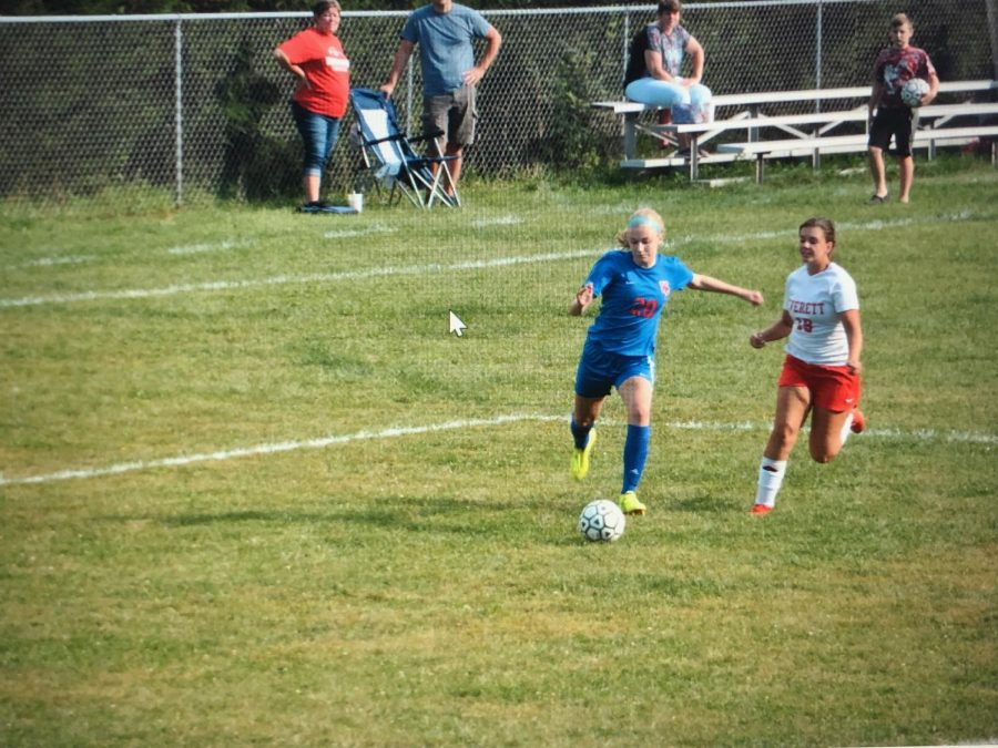 Lady Warriors Tie Everett 1-1 in Overtime Thriller