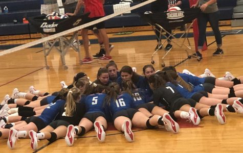 Lady Warriors Beat Rival Bellwood-Antis in Four Sets