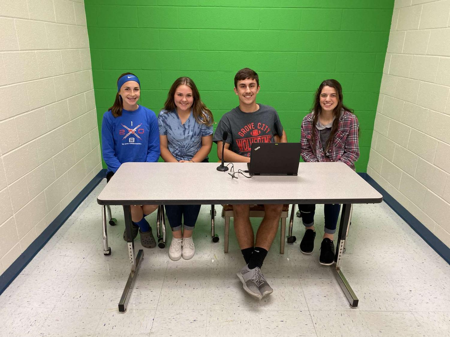 Inaugural Podcast with the Lady Warrior Soccer Team