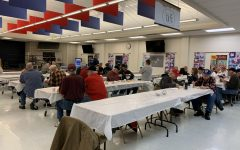 WB Holds Annual Veterans Day Breakfast