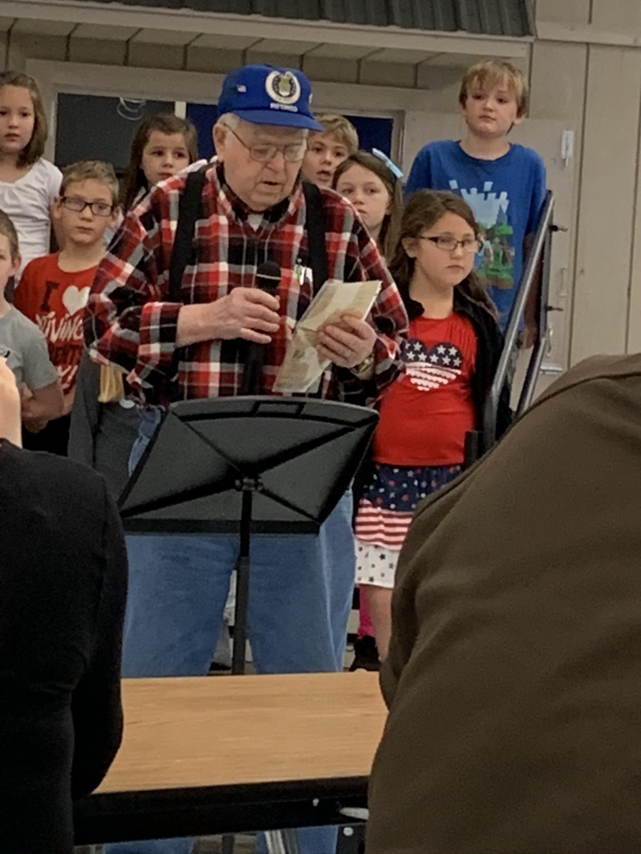 WB+Holds+Annual+Veterans+Day+Breakfast