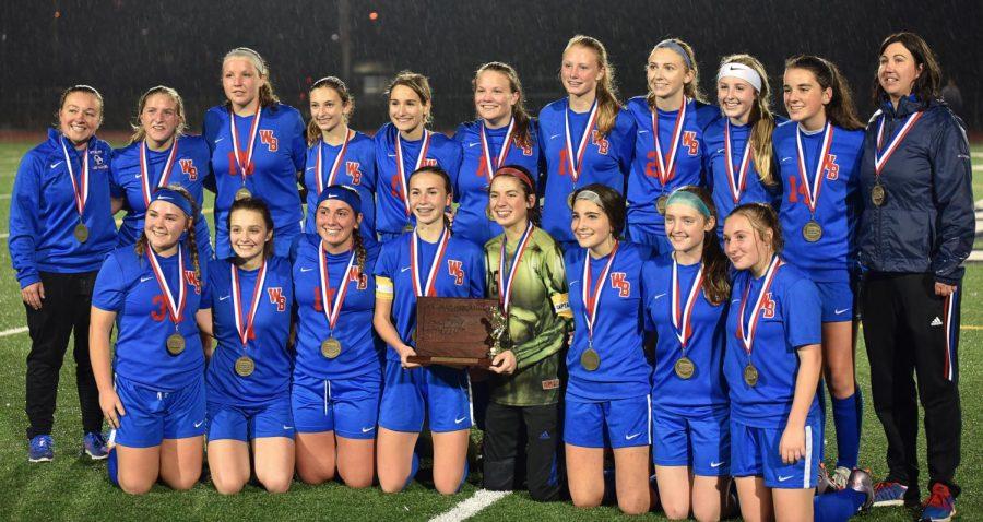 Girls+Soccer+Team
