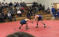 Warrior Wrestling Falls to St. Mary's