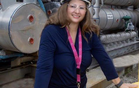 Alumni Watch: Barbara Buck