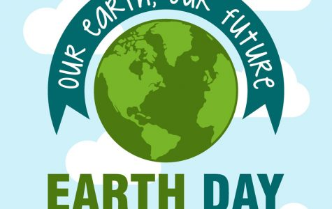 """Our Earth, our future. Earth Day. April 22."""