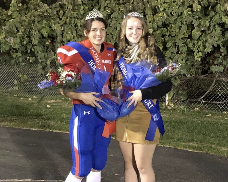 Congratulations+to+Will+Herring%2C+Corrin+Evans%2C+and+Sarah+Betts+for+winning+Homecoming+King%2C+Queen+Runner-Up%2C+and+Queen%21
