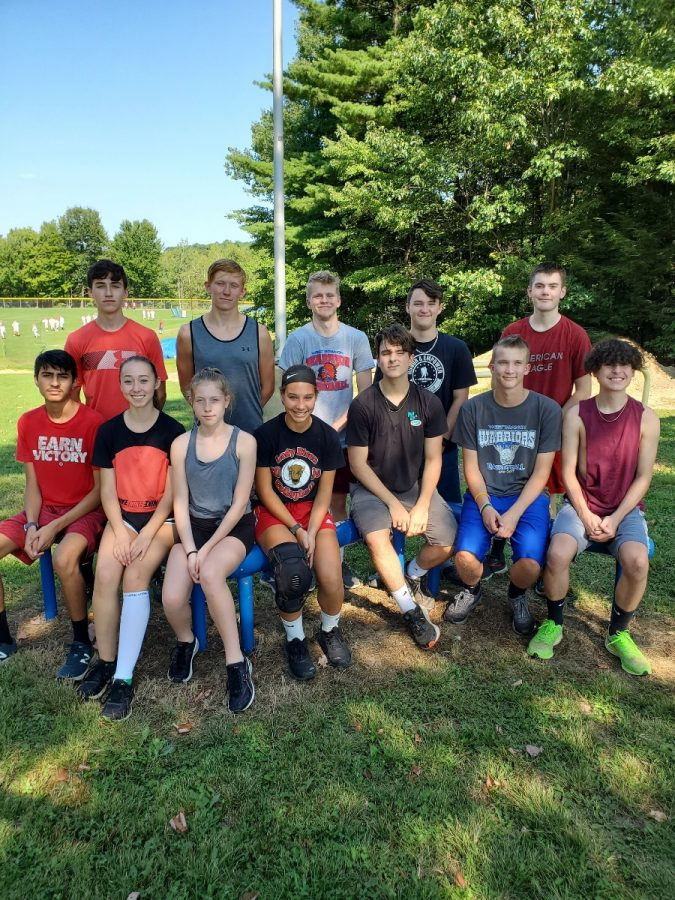2020 WB Cross Country Team