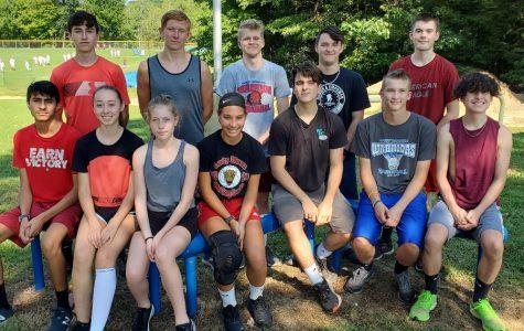 2020 WB Cross Country Team
