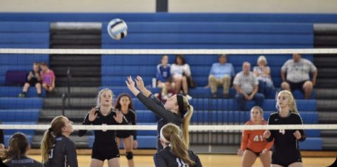 Morgan Glace assisting in a kill
