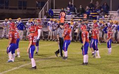 Warriors take to the field to battle the Blue Devils