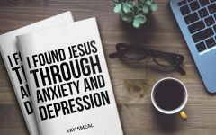 The Pre-Launch Campaign for I Found Jesus Through Anxiety and Depression is up now on Indiegogo!