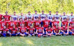 2020 West Branch Varsity Football Team