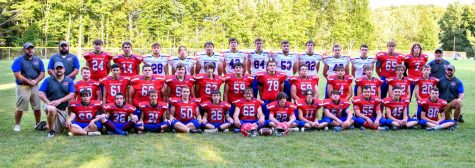 2020 West Branch Varsity Football Team