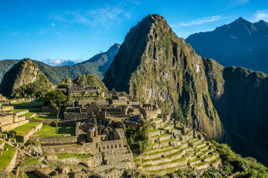 Machu Picchu is one of the Seven Wonders of the Modern World.